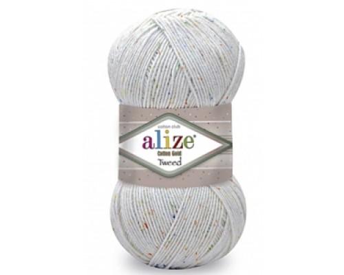 Пряжа ALIZE Cotton Gold Tweed