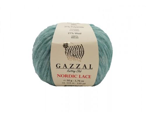 Пряжа Gazzal Nordic Lace