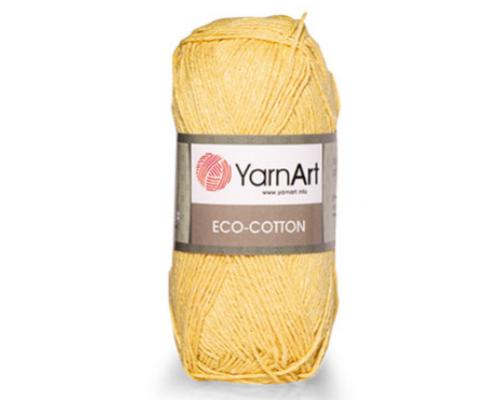 Пряжа YarnArt Eco Cotton