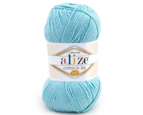 Пряжа Alize Cotton Baby Soft